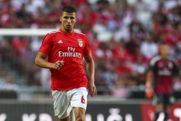 Benfica look to end interest in Manchester United target Ruben Dias