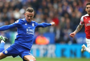 James Maddison insists he's happy with Leicester City