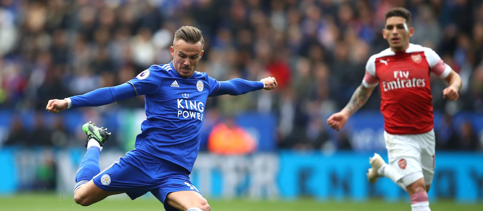 James Maddison admits ambitions for the top amidst Manchester United links
