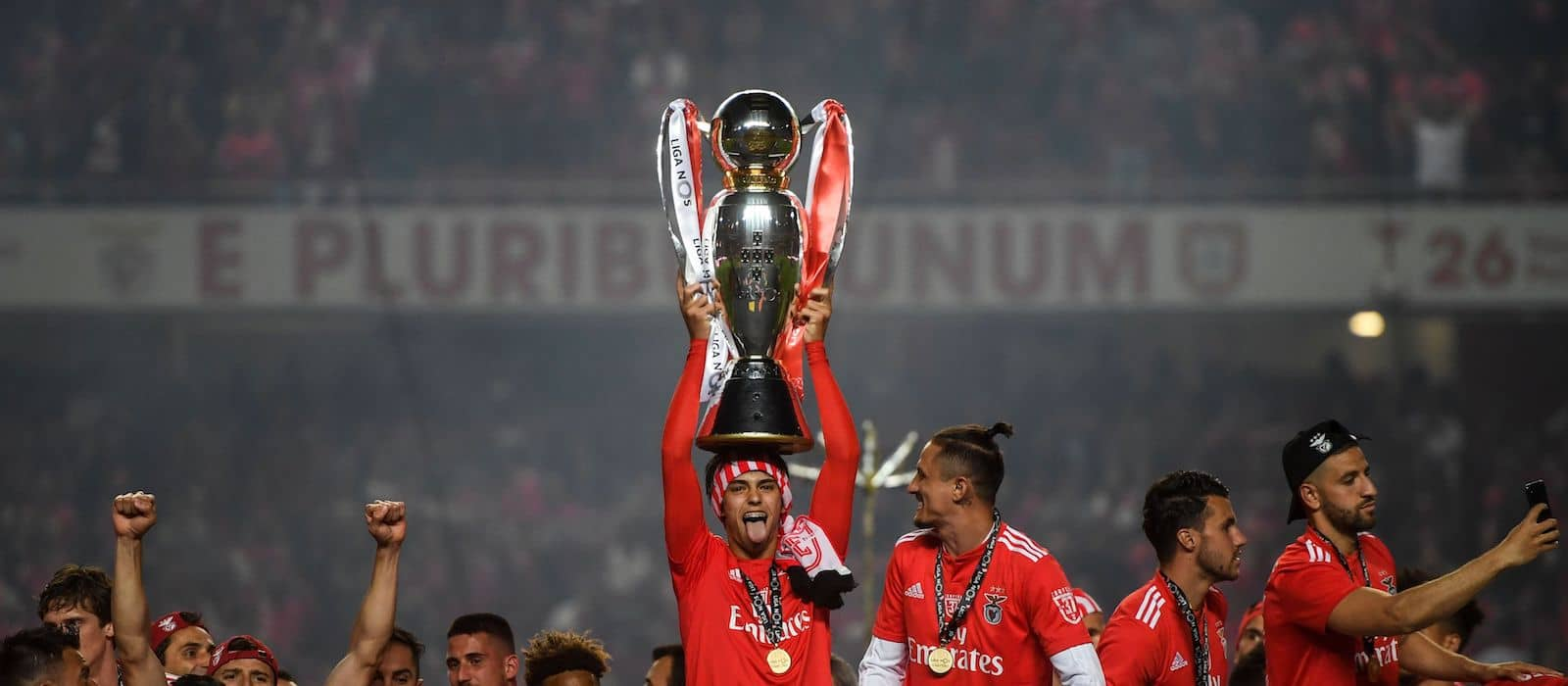 Benfica president confirms the only way Joao Felix can leave