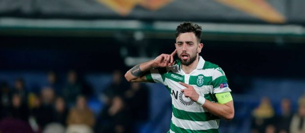 Manchester United Edge Closer To Sporting Lisbon's Bruno