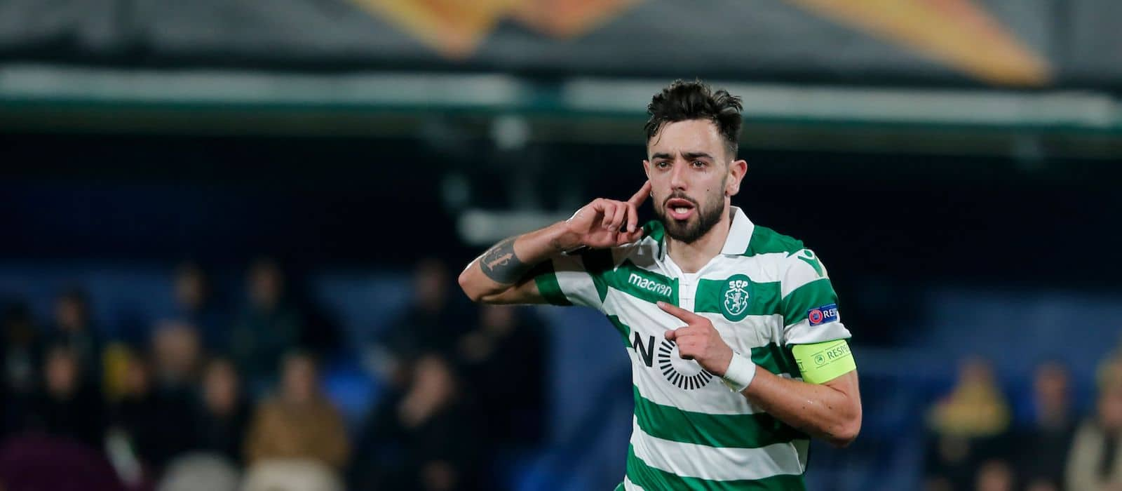 Sporting Lisbon open to selling Bruno Fernandes amid Manchester United interest