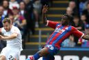 Crystal Palace defender Aaron Wan-Bissaka wants to join Manchester United – report