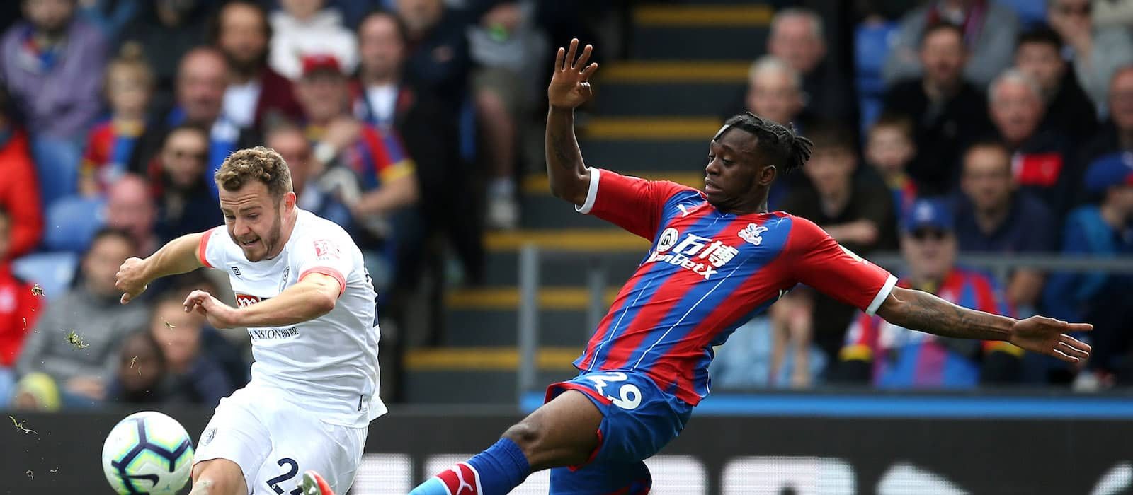 Manchester United agree £50m transfer for Aaron Wan-Bissaka
