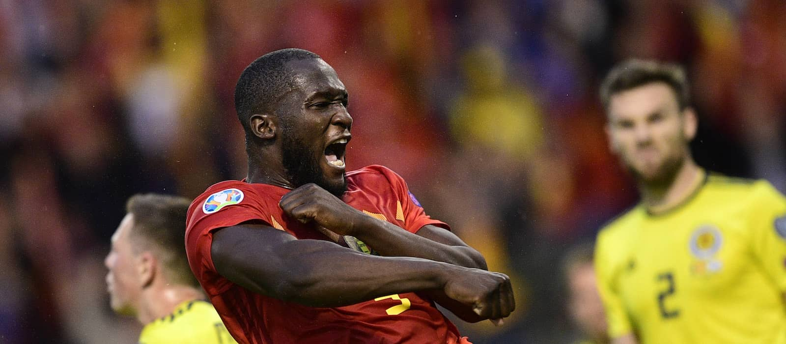 Romelu Lukaku set for 'defining talks' over Inter Milan move – report