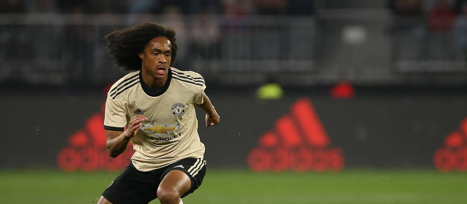Tahith Chong determined to make the most of Manchester United appearances