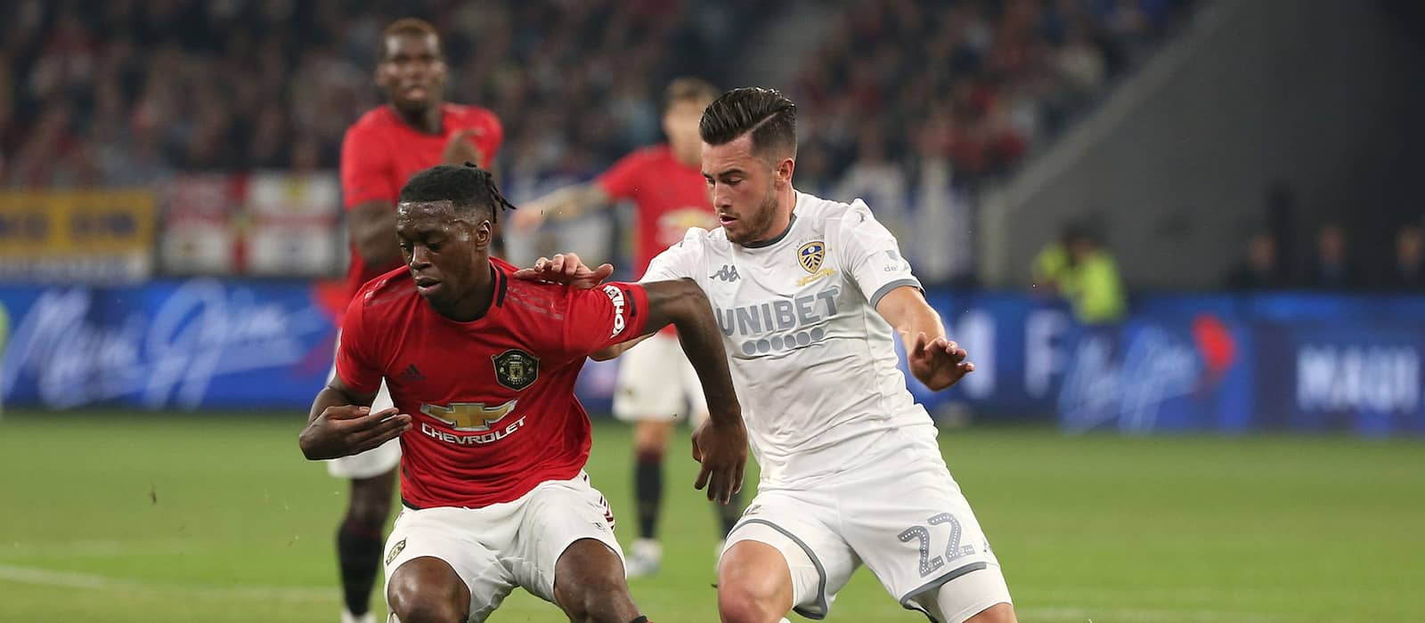 Aaron Wan-Bissaka proves why Manchester United broke the bank for him