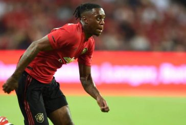 Aaron Wan-Bissaka continues sensational pre-season form during win over Inter Milan