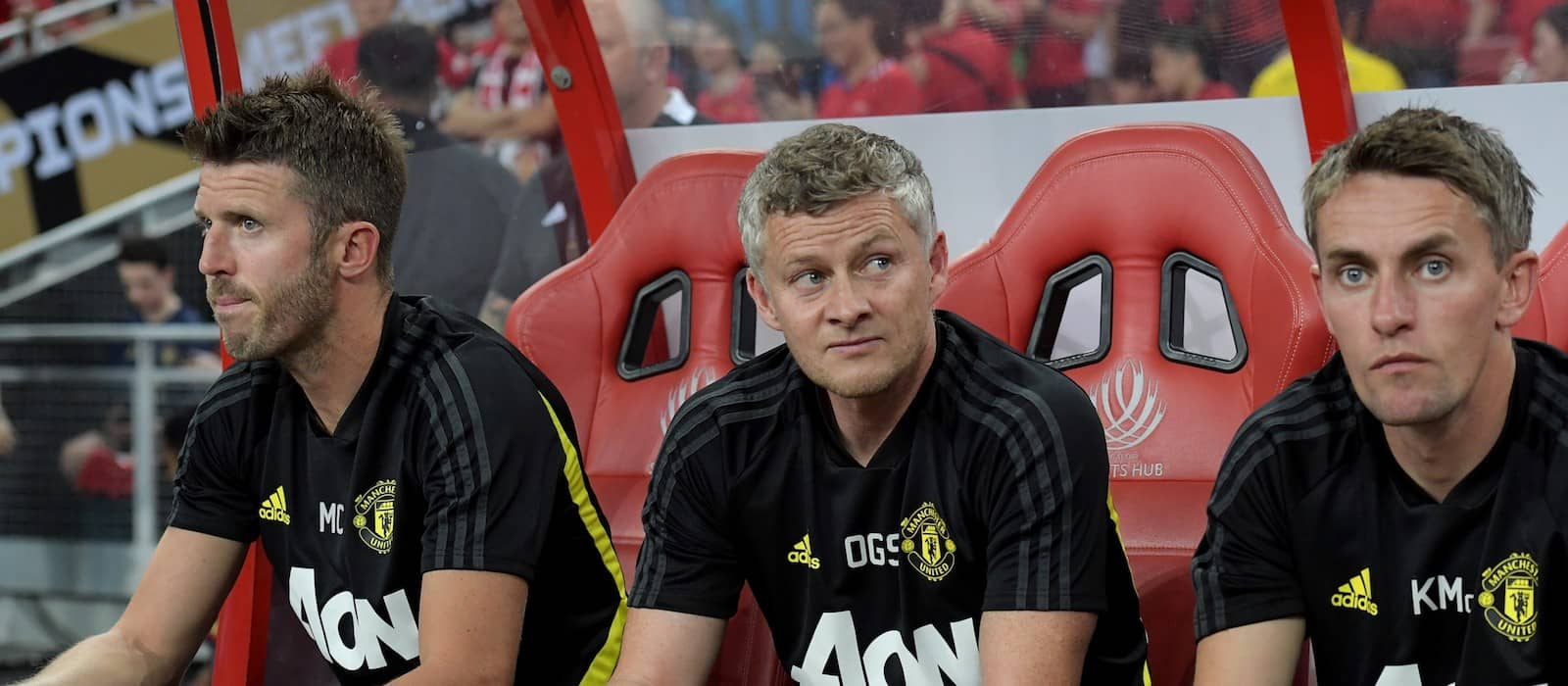 Why some Manchester United players are doubting Ole Gunnar Solskjaer's credentials – report