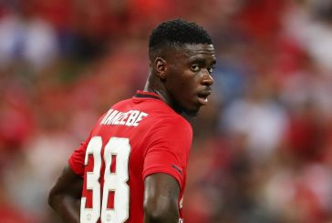Axel Tuanzebe likely to start in new-look line-up against Istanbul Basaksehir