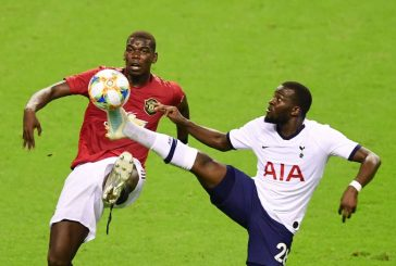 Player ratings: Tottenham Hotspur 1-2 Manchester United