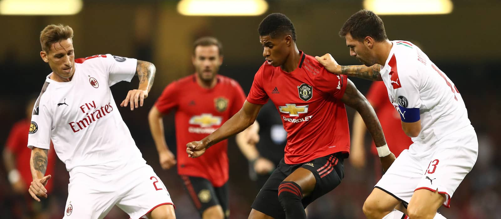 Player ratings: Manchester United 2-2 AC Milan