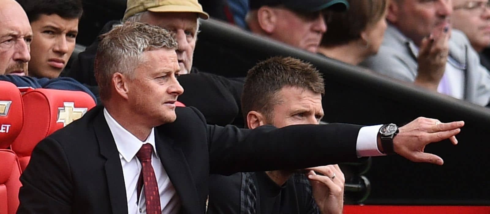 Ole Gunnar Solskjaer explains differences between this season and last