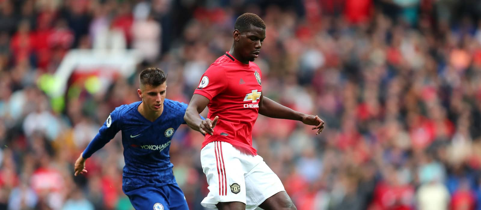 Marcus Rashford, Paul Pogba, Harry Maguire make BBC 'Team of the Week' after Chelsea demolition