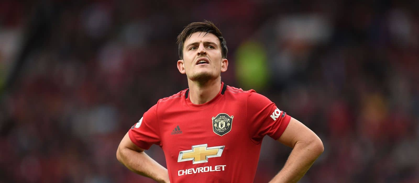 Roy Keane warns Manchester United over Harry Maguire's defending