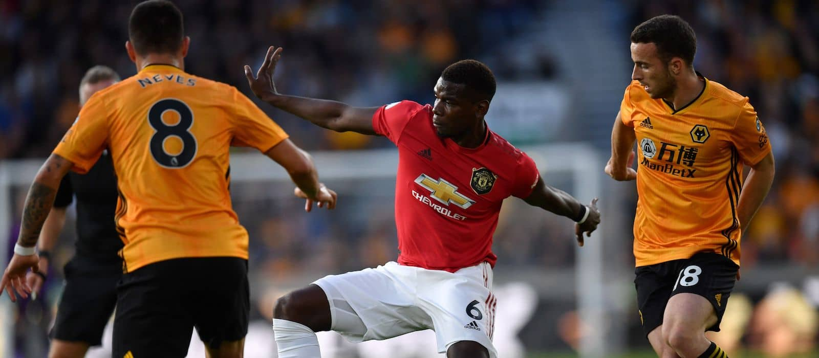 Paul Pogba withdrawn from France squad due to ankle injury