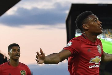 Ole Gunnar Solskjaer looking for more from Marcus Rashford and Anthony Martial