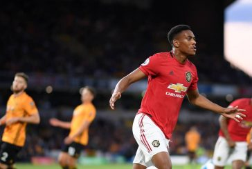 Manchester United vs. Liverpool: Potential XI with Anthony Martial up front