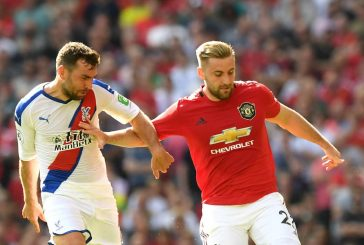 Luke Shaw hammered on social media as Brandon Williams waits in the wings