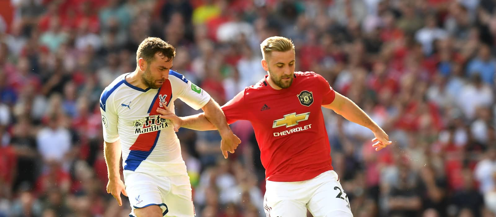 Manchester United vs. Liverpool: Potential XI with Paul Pogba and Luke Shaw