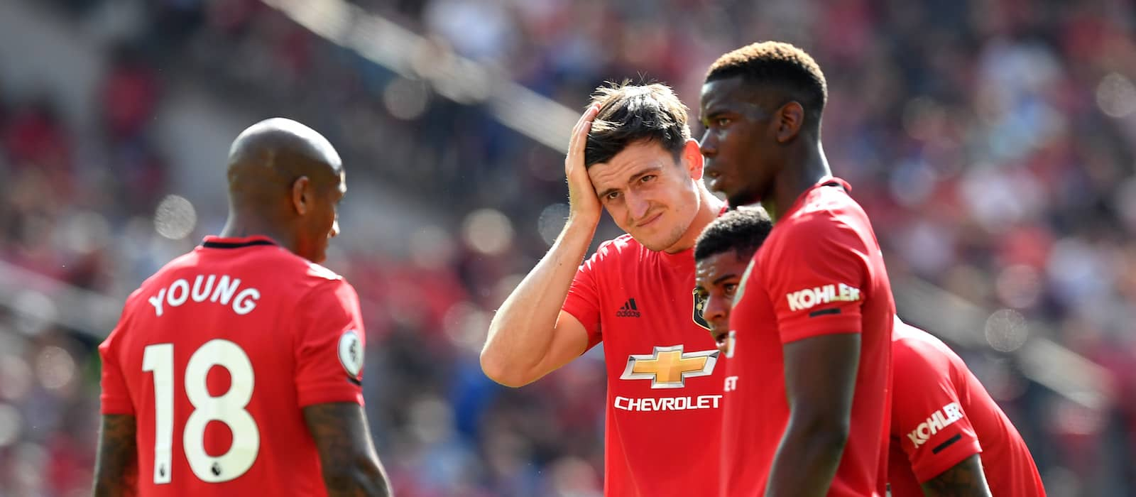 Manchester United fans react to 2-1 loss to Crystal Palace