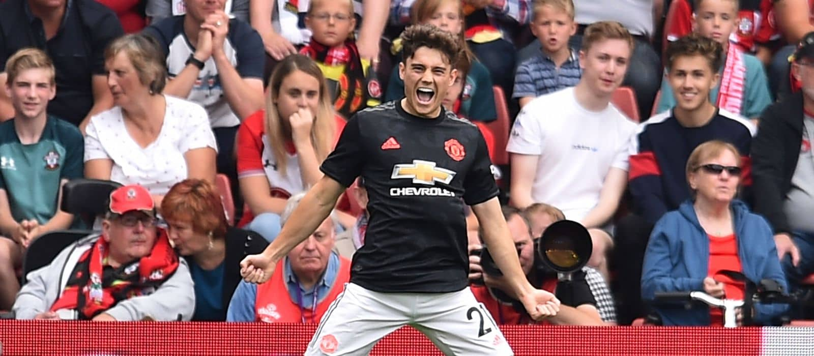 Confirmed: Daniel James wins Manchester United's 'Player of the Month' award