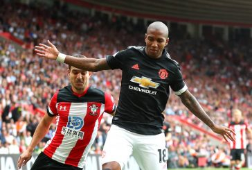Ole Gunnar Solskjaer looks to within for Ashley Young replacement