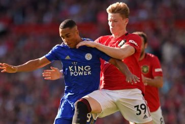 Manchester United fans hail Scott McTominay's performance vs Leicester City