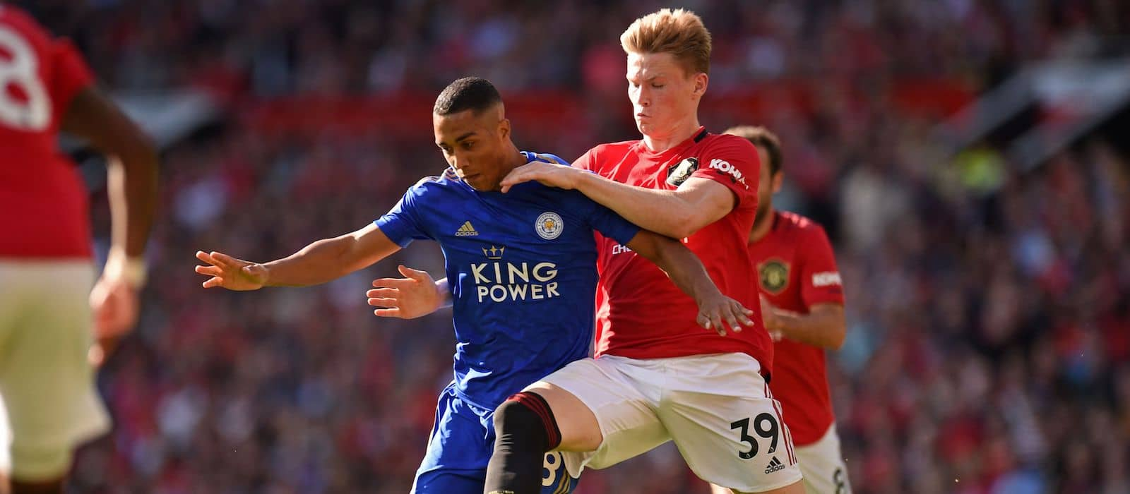 Ole Gunnar Solskjaer labels Scott McTominay a leader after Leicester show