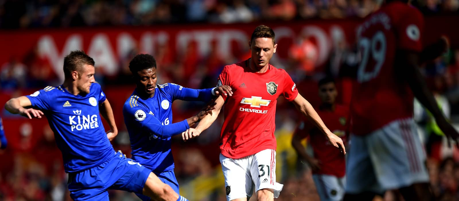 Stats: Proof Nemanja Matic was dreadful during win over Leicester City