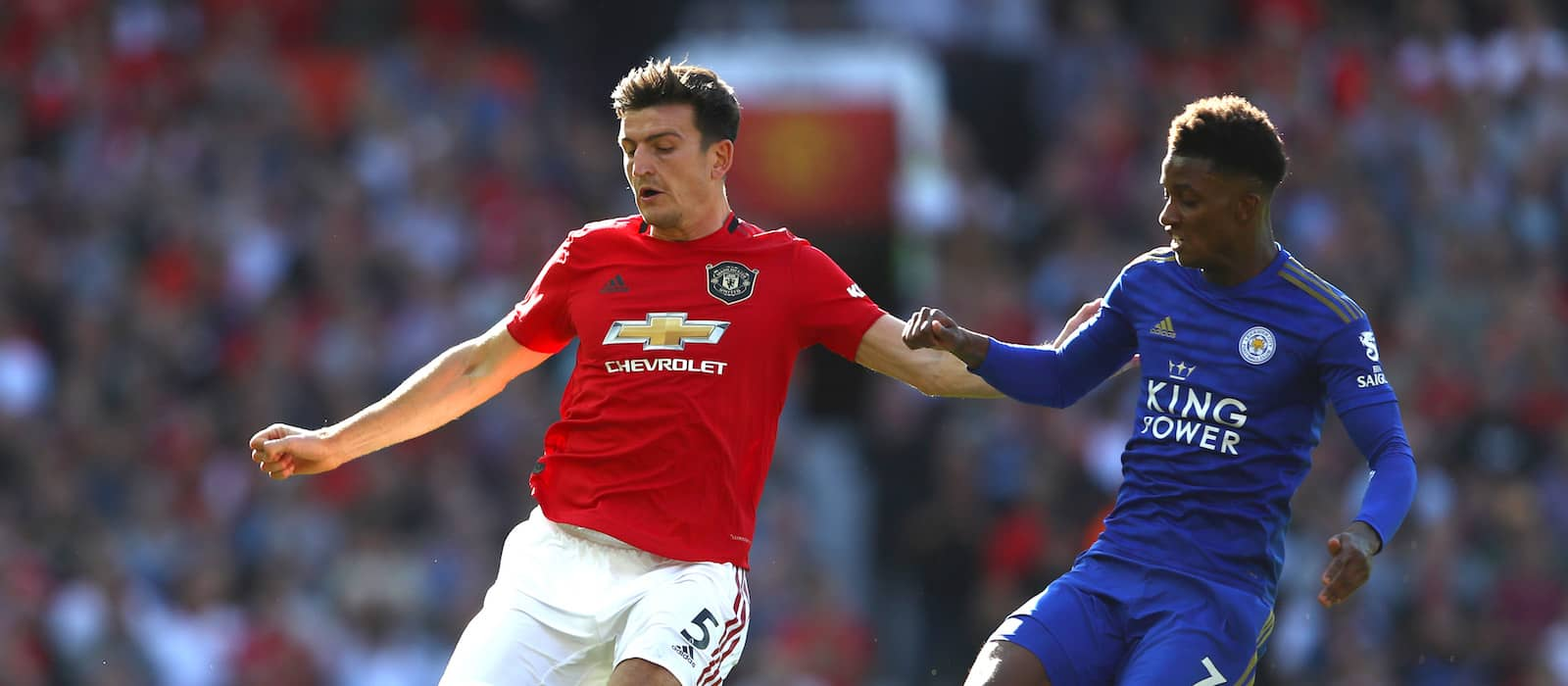 Harry Maguire insists he'll prove worth to Manchester United over time
