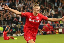 Ole Gunnar Solskjaer admits it was great to watch Erling Braut Haland