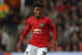 Angel Gomes in line for new long-term contract at Manchester United – report