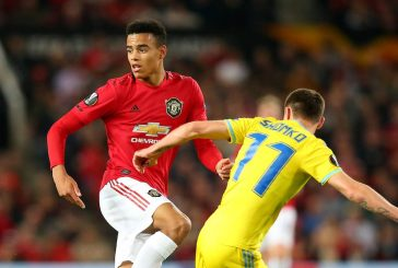 Manchester United vs. Colchester United: Confirmed starting XI