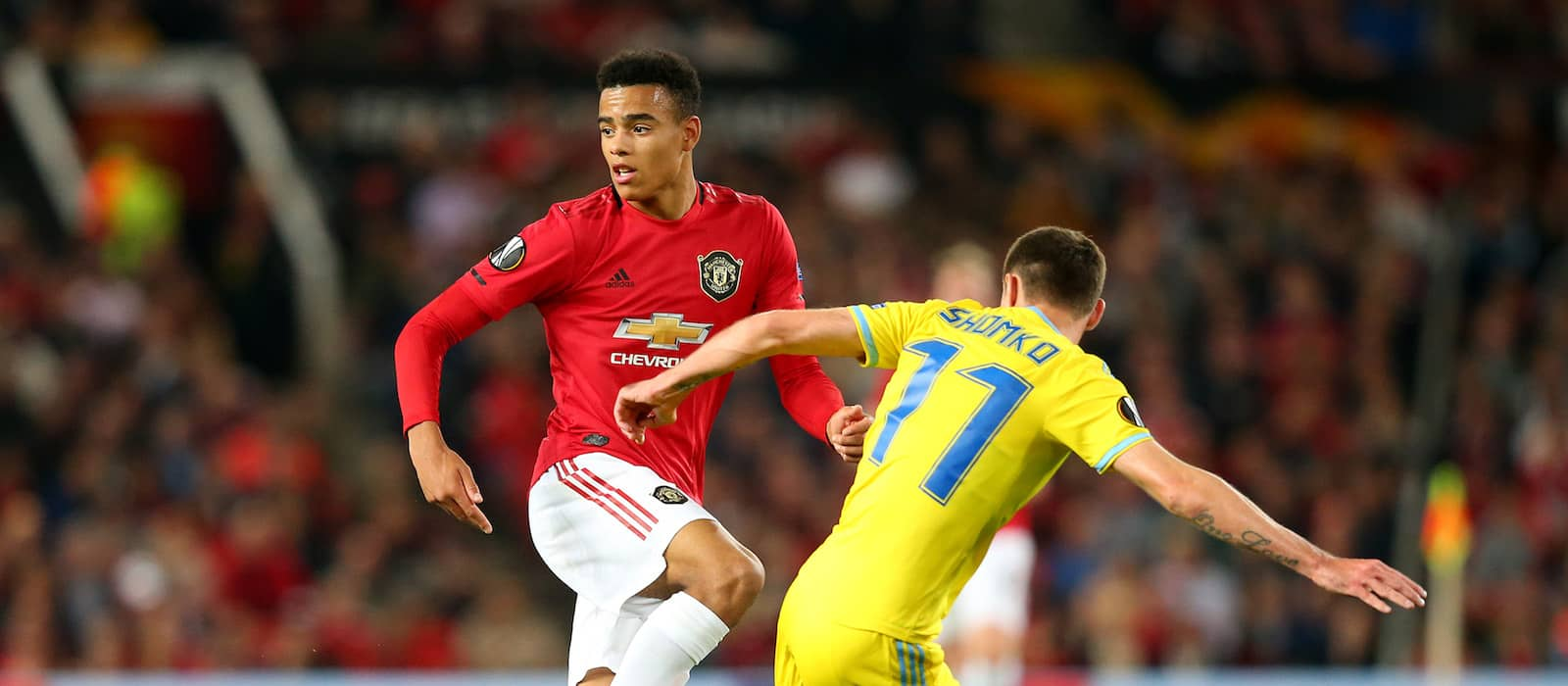 Mason Greenwood receives huge pay rise after having future wrapped up