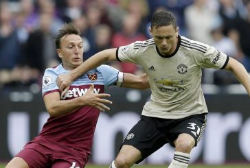 Atletico Madrid keen on Manchester United's Nemanja Matic