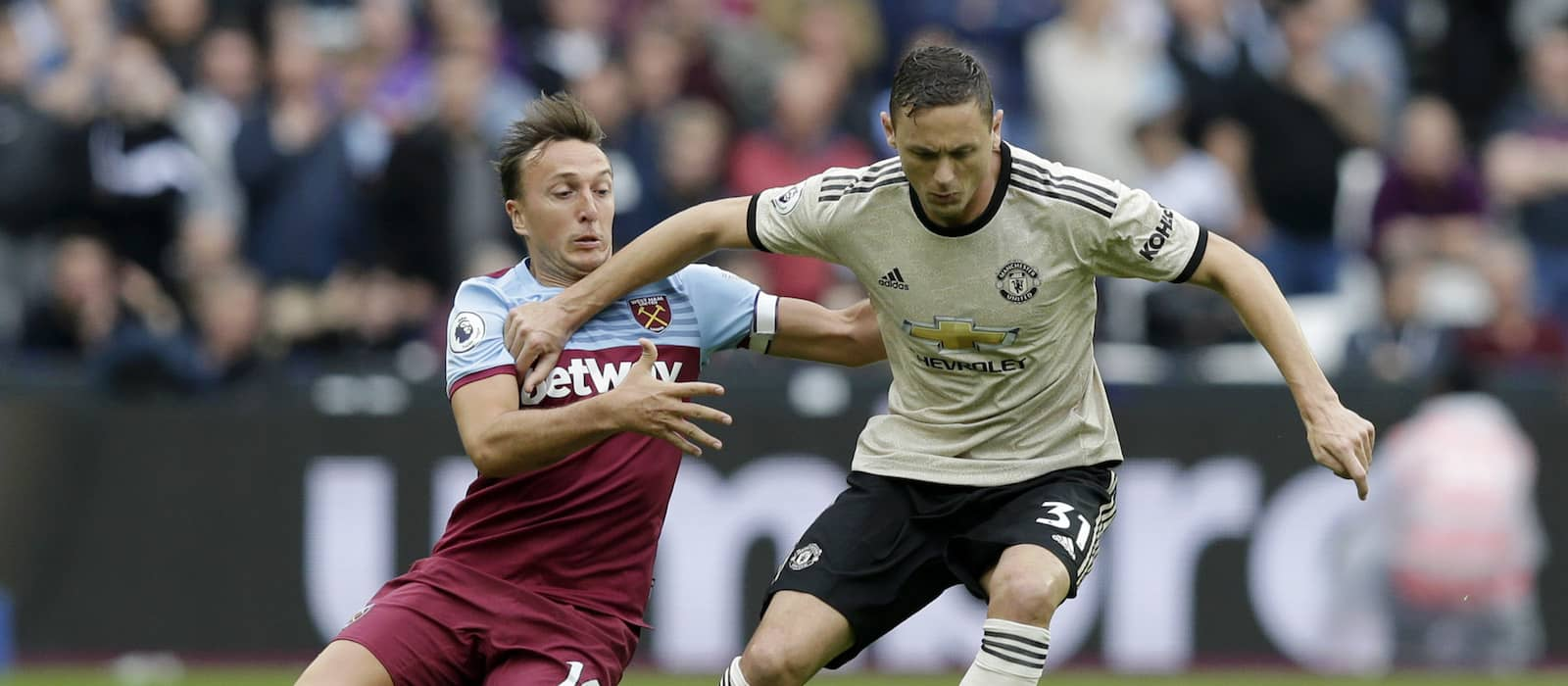 Manchester United's Nemanja Matic a wanted man amid uncertain future
