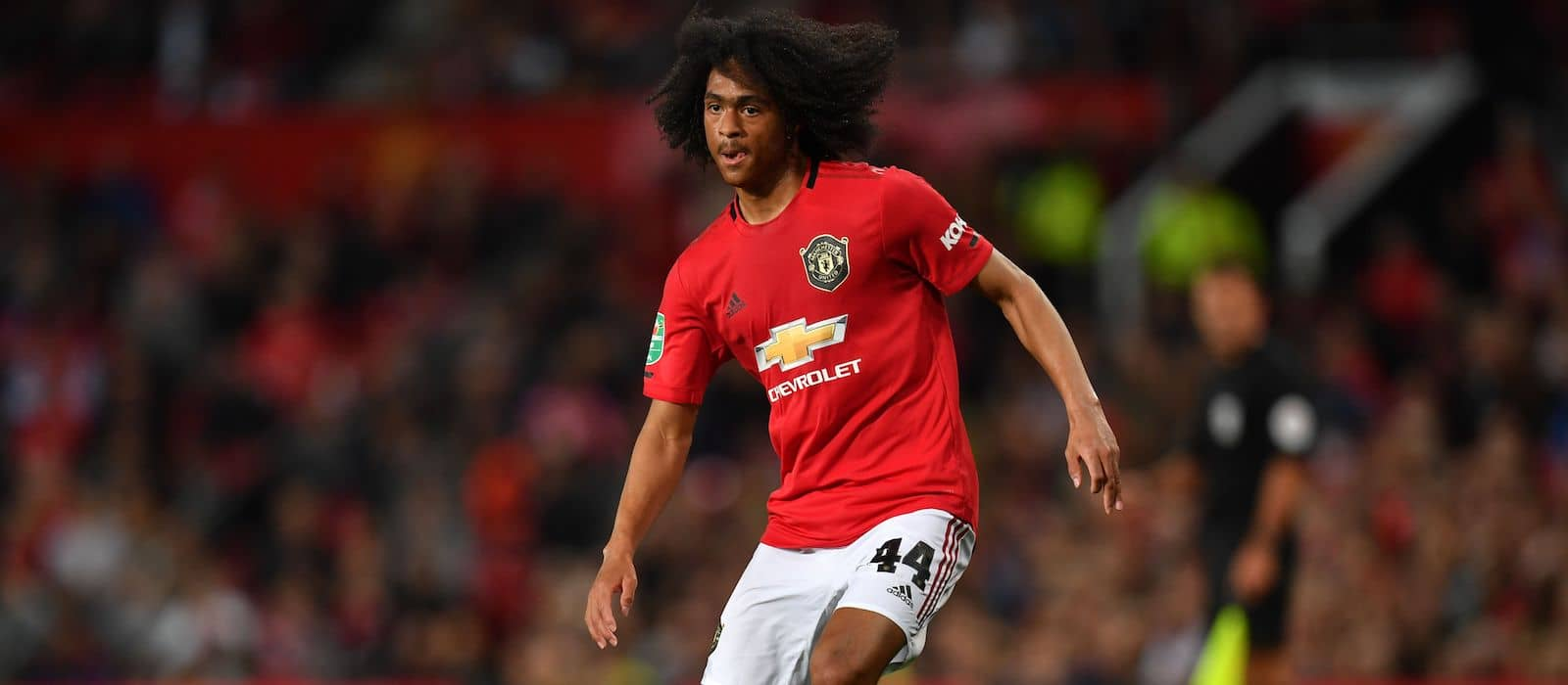 Manchester United fans react to Tahith Chong's performance vs Astana