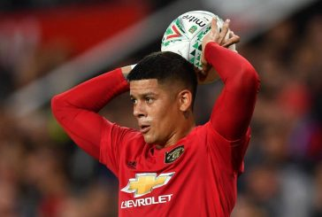 Marcos Rojo could join Chris Smalling in Rome as Lazio make approach