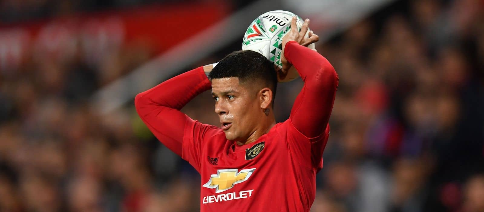 Why Marcos Rojo is Manchester United's player of the 2019-20 season so far