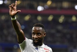 Lyon's Moussa Dembele in potential Manchester United transfer
