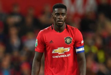 Ole Gunnar Solskjaer still a huge fan of Axel Tuanzebe