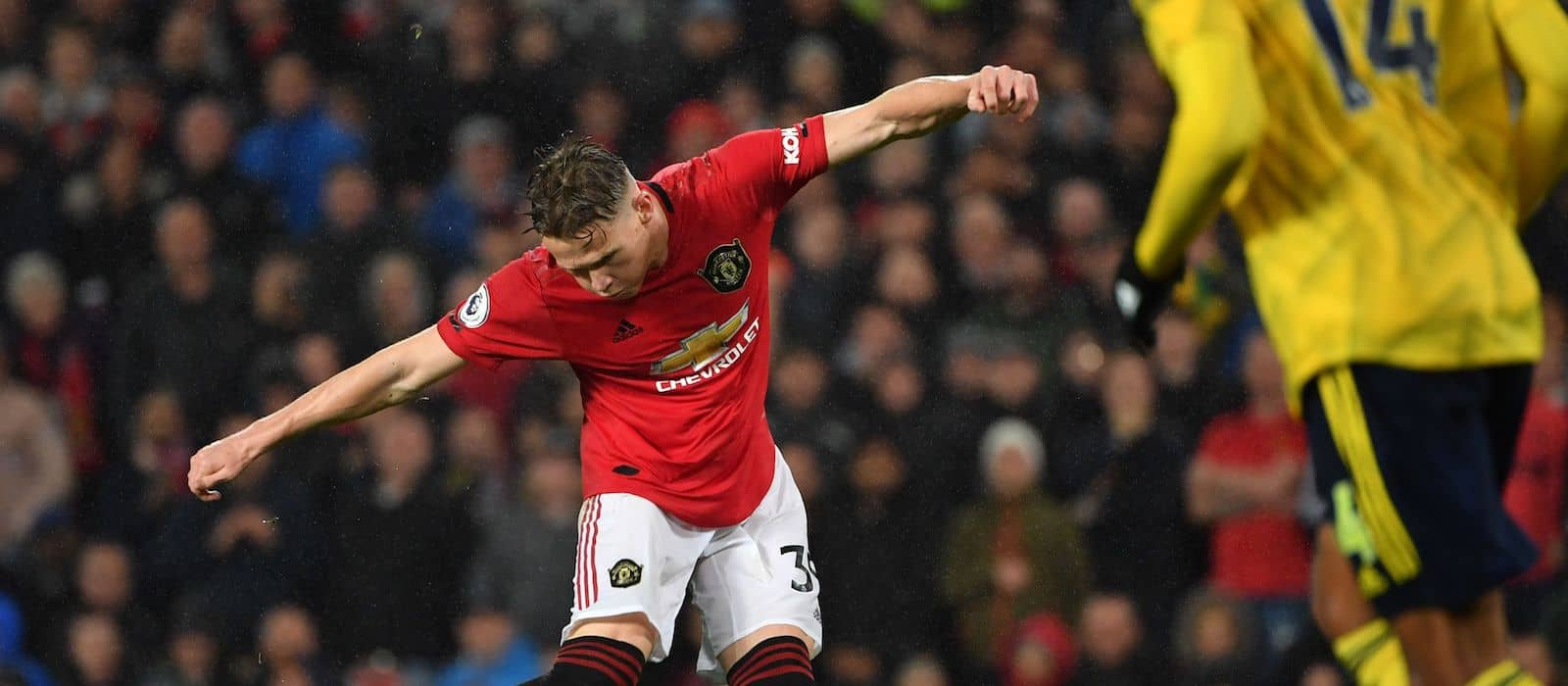 Image result for scott mctominay arsenal