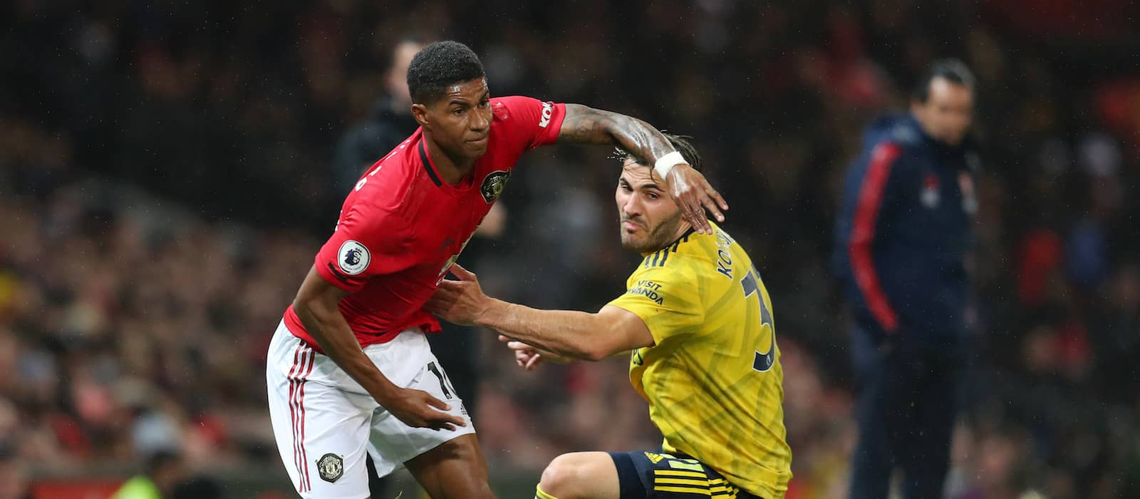 Manchester United fans recognise Marcus Rashford's best traits