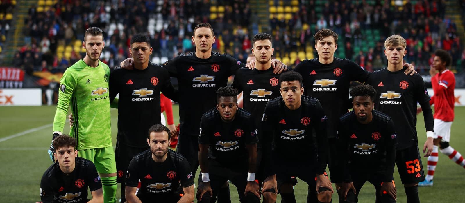 Player ratings: AZ Alkmaar 0-0 Manchester United