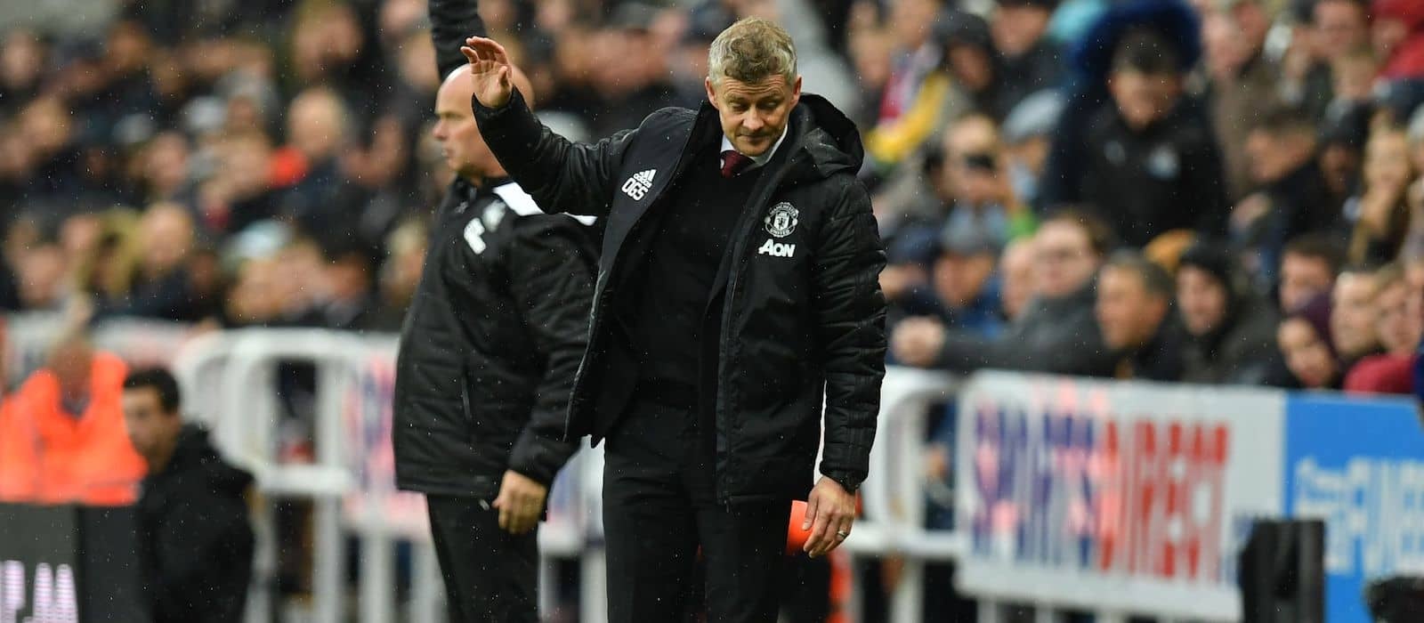 Manchester United insist Ole Gunnar Solskjaer's position is not under threat