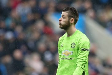 David de Gea calls for improvement after shock loss to Newcastle