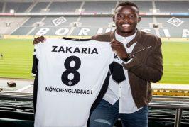 From Germany: Manchester United begin pursuit of Borussia Monchengladbach midfielder Denis Zakaria