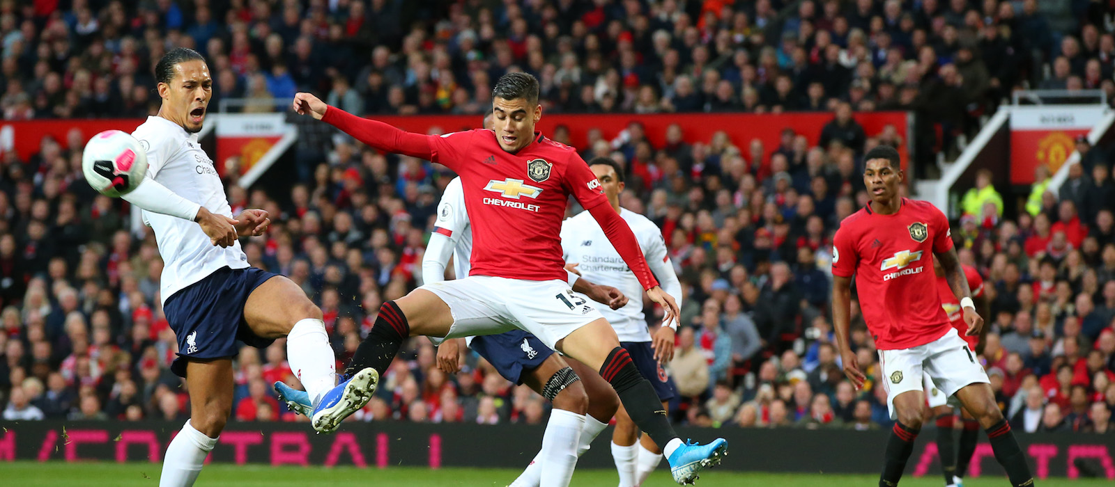 Andreas Pereira proves why he belongs at No.10 during Liverpool draw