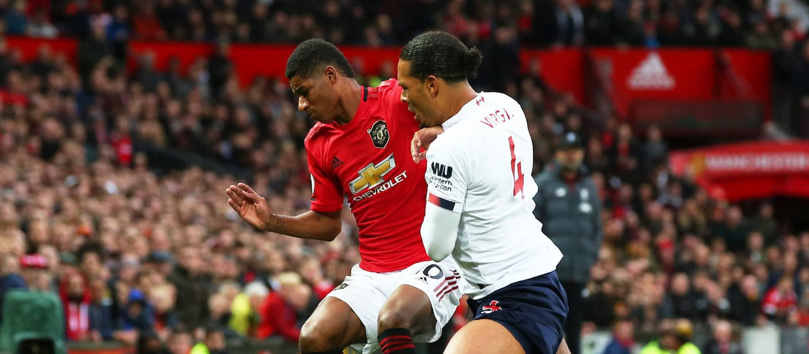 Photo gallery: Manchester United 1-1 Liverpool